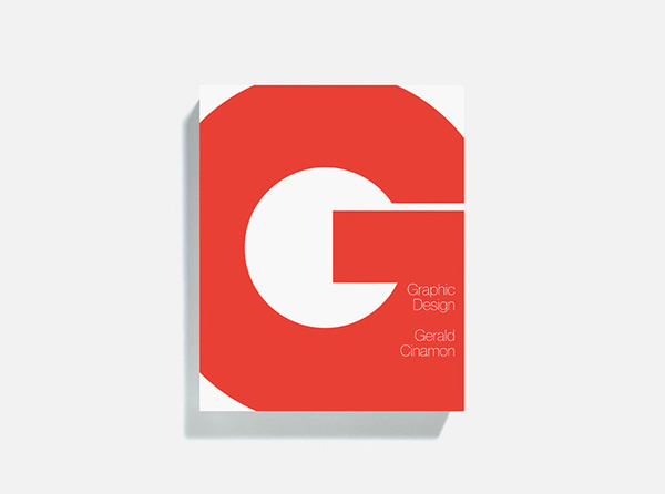 Gerald Cinamon #graphic design #layout #cover