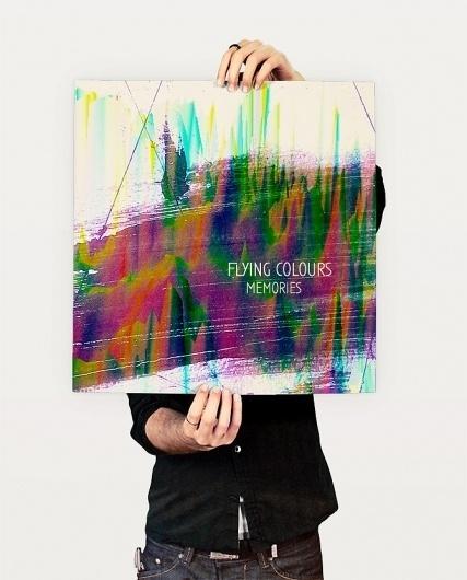 Sebastian Tudor - Art Director /Brand designer #flying #design #colours #poster