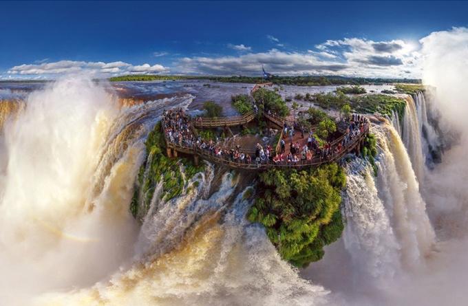 Mind blowing Waterfalls Around The World #nature #waterfall #landscape #photography