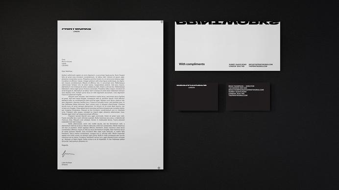 Printworks on Behance