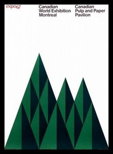 Expo67   AisleOne #design #graphic #poster #typography