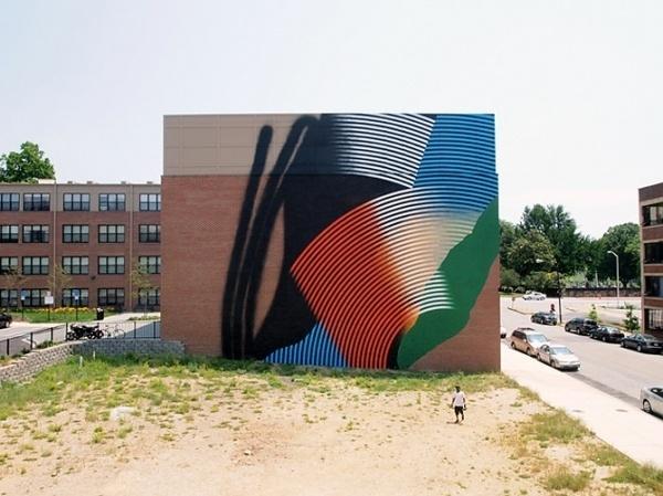 MOMO - Open Walls Baltimore #mural #art
