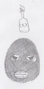 L A N S A N G / A L E X A N D E R #animation #london #riot #gif #loot #revolution