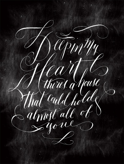 molly jacques | blog #molly #lettering #letters #jacques #quote #type #typography