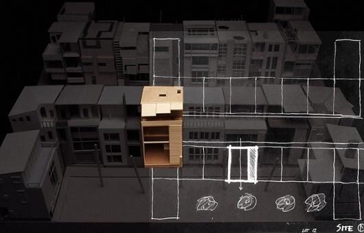 LOT12 Housing Design : Phil Wilson