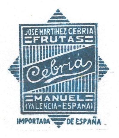 Letterology: Vintage Fruit Wrappers #seal #logo #badge #emblem