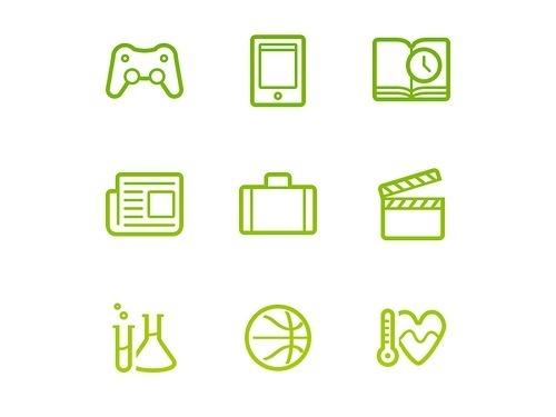 dribbble #icons