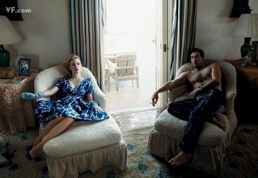 Mad Men: Annie Leibovitz | Iconology #mad #leibovitz #annie #men