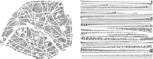 armelle caron - images - tout bien rangé #diagram #cartography #architecture #map