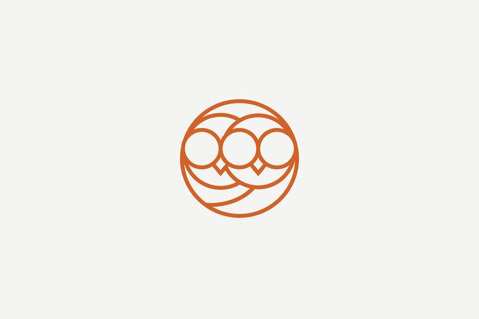 Michael Boswell #mark #logo #owl #icon