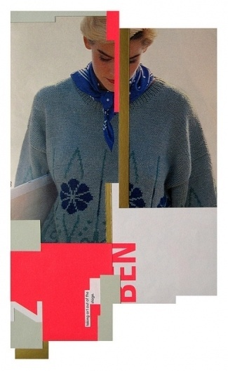 untitled fashion Nº1 | Flickr - Photo Sharing! #design #graphic #composition #paulobrandaomelo #collage
