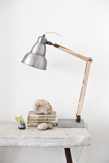 Anglepoise Vintage Style Desk Lamp — Cox & Cox, the difference between house and home. #lamp