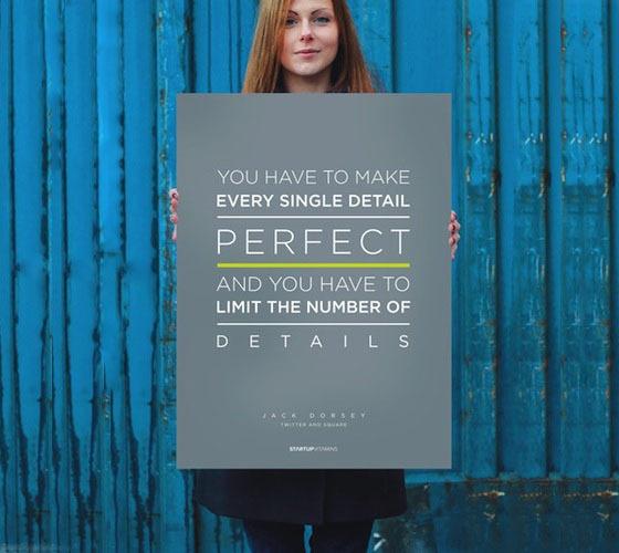 Jack Dorsey Museum Quality Poster #minimal