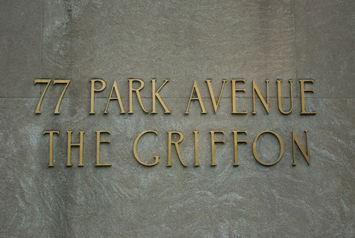 39th and Park Ave. #type #nyc #gold #address