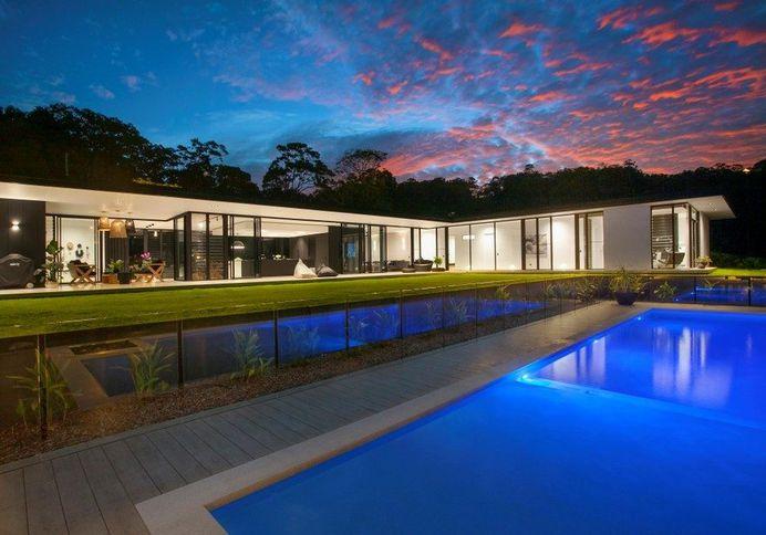 Doonan Glass House, Sarah Waller Architecture 11