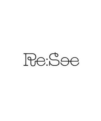 Re:See Logo Identity #logo #graphics