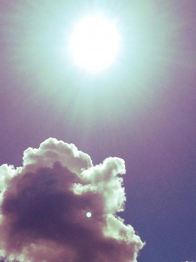 Amazing Sky #sun #cloud #sky #photo #magic