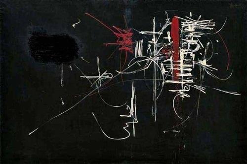 Tumblr #dark #painting