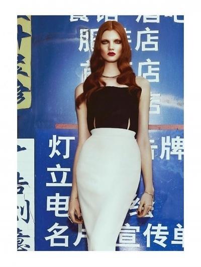 Anastasia Ivanova by Andrew Yee » Creative Photography Blog #fashion #photography #inspiration