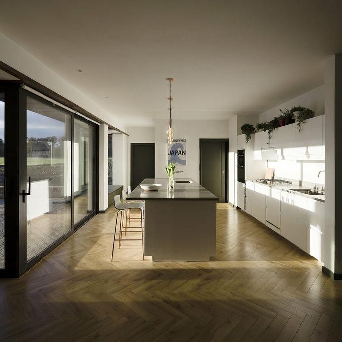kitchen / Scullion Architects