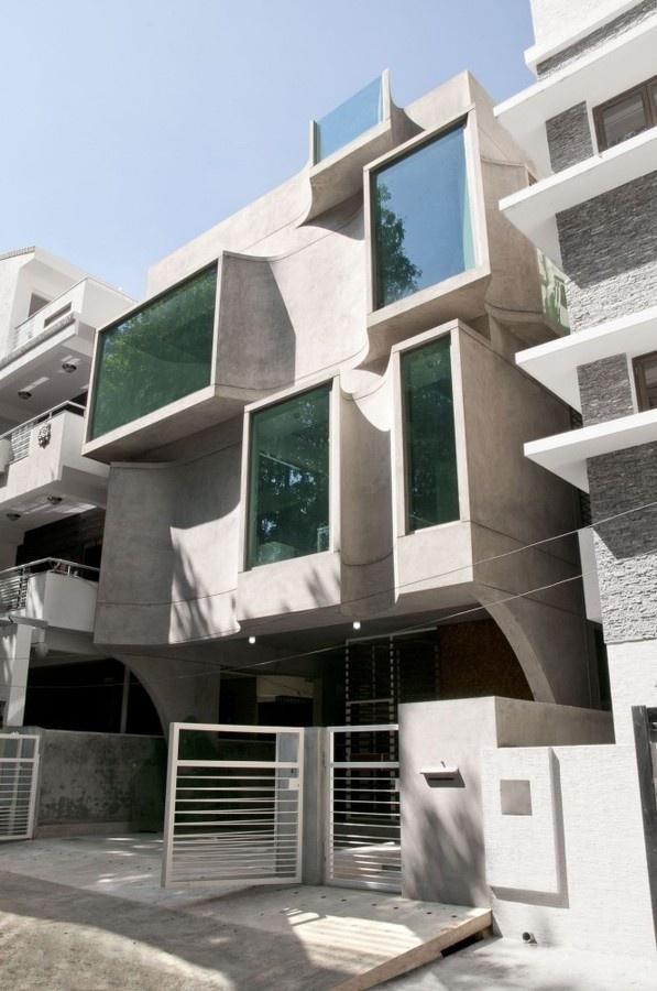 Shipara / SDeG #concrete #design #architecture