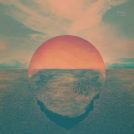 Tycho's Dive Album Artwork #packaging #design #dive #iso50 #music