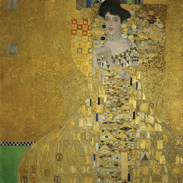 Anniversary of Artist Gustav Klimt's Birth-a one of the Modernism father's #styt #klimt #modern #gustav #painting #paintings #modernism #artist