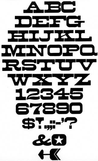 PrettyClever #type #lettering #retro