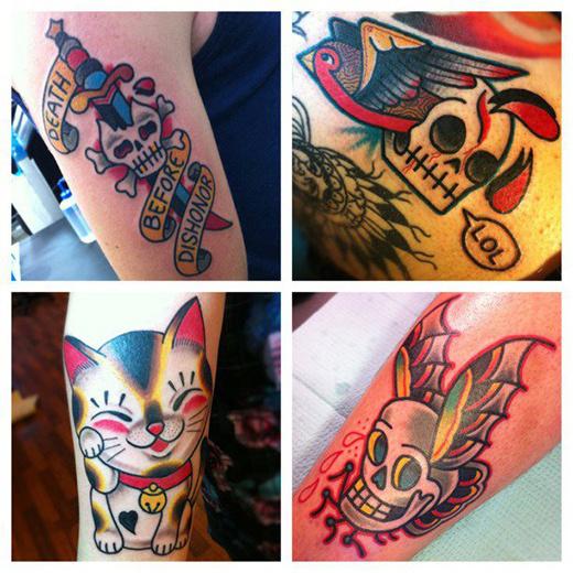 Tattoo Inspiration: Destroy Troy #tattoo