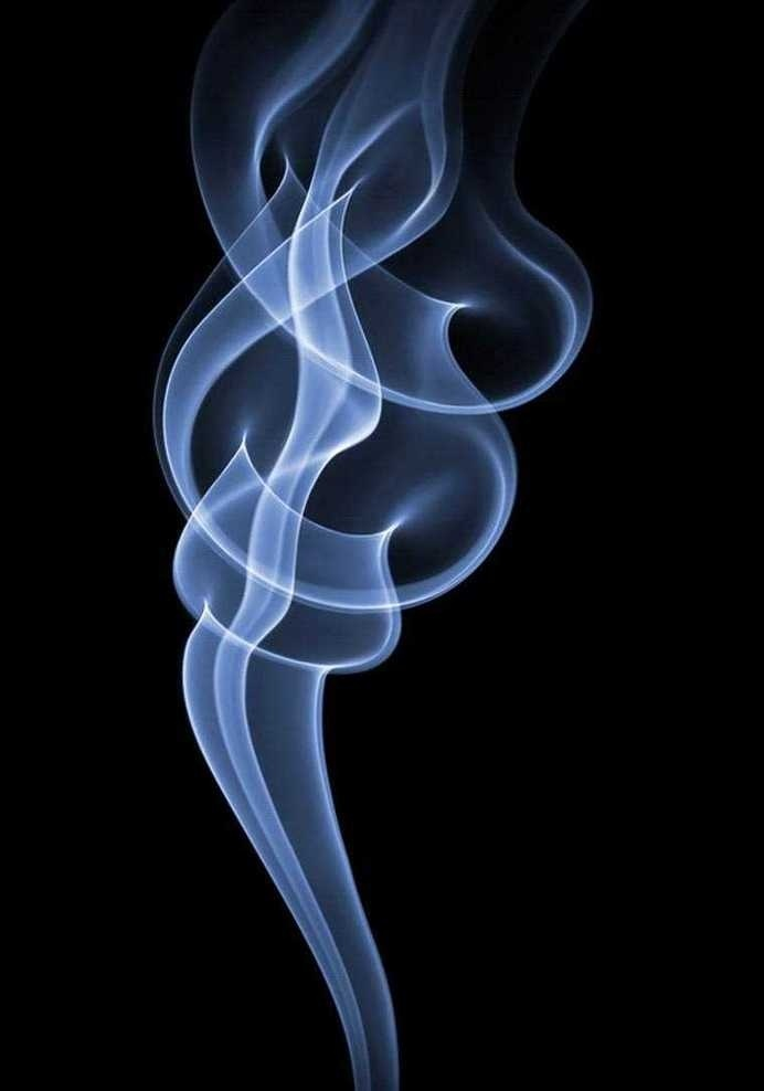 Smoke Photography by Thomas Herbrich #inspiration #photography #light
