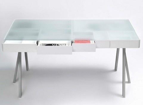 swissmiss | Treasury Table #storage #table
