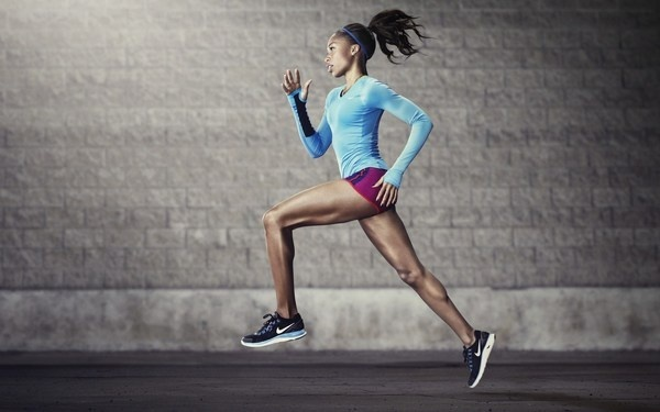 best nike running photography girl hd images on designspiration
