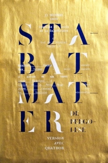 TYPES #les #design #graphic #stabatmater #poster #serigraphy #graphiquants