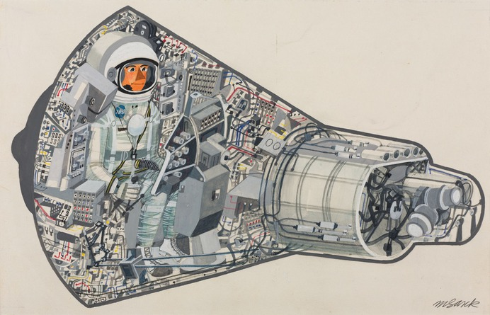The genius of illustrator Miroslav Sasek - uncube