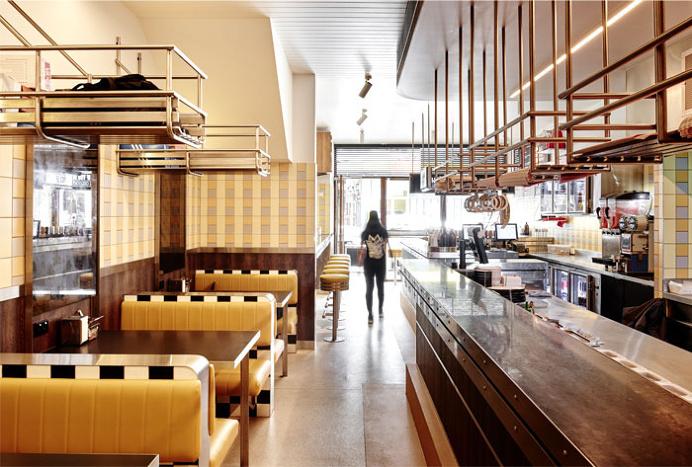 Biggie Smalls – New York Inspired Diner - #restaurant