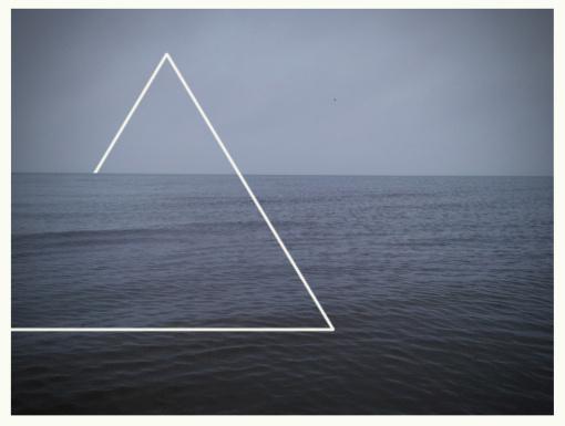 morecambe bay,photo,sea,triangle,ocean,waves,fog #ocean #morecambe #fog #bay #photo #triangle #sea #waves