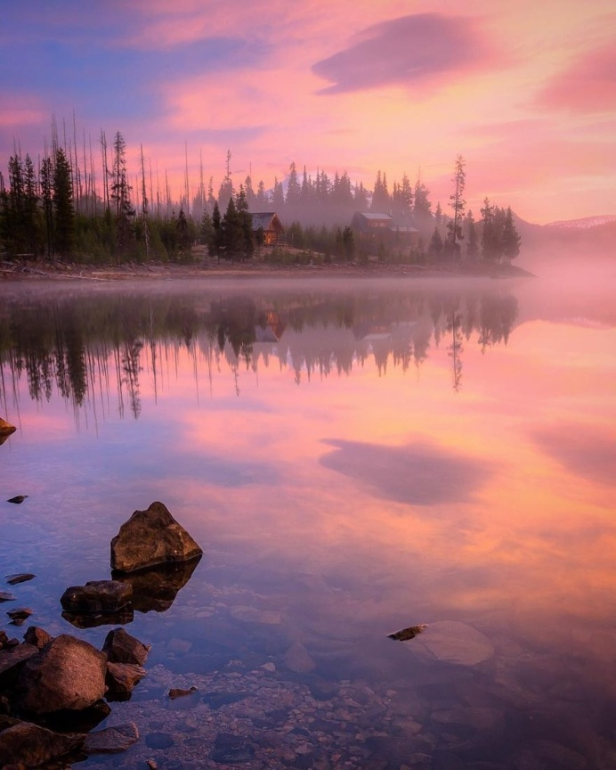 Beautiful American Nature Landscapes by Ross Lipson