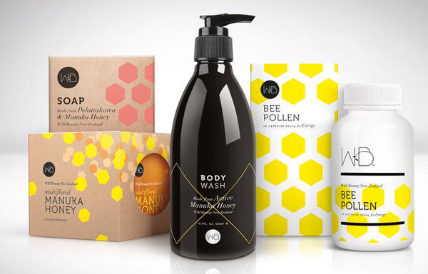 Wildbounty #packaging #cosmetic #identity