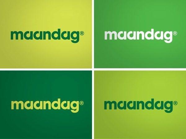 ❦ Maandag® identity www.pepijnrooijens.com #logo