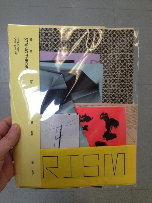 Tumblr #packaging #print #design #kit #promotion