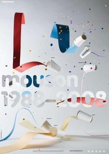 Spezial – Indexhibit: Martha Richter | Temp Magazin #cups #direction #paint #art #poster #paper