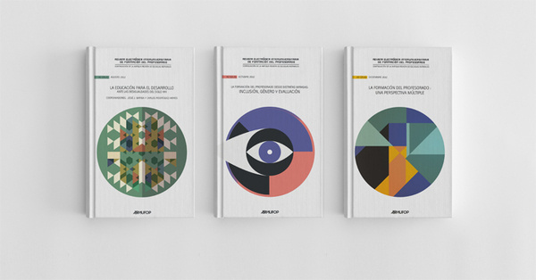 Book Covers #white #red #vectorial #perspective #yellow #retro #book #covers #simple #clean #illustration #eye #minimal #blue #layout #magazine #green