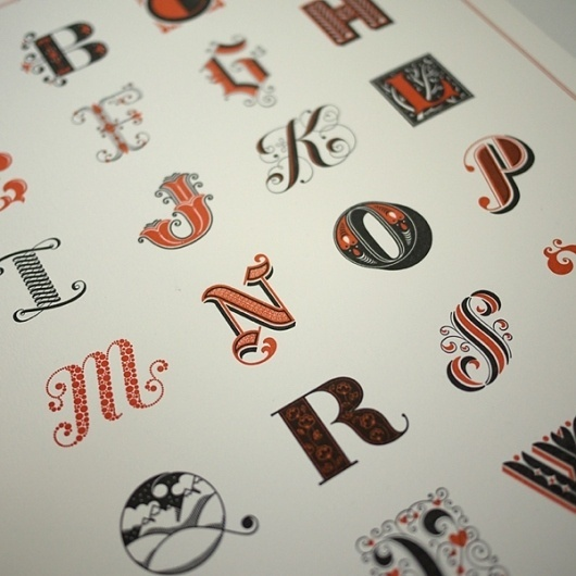 Letterpress #typography