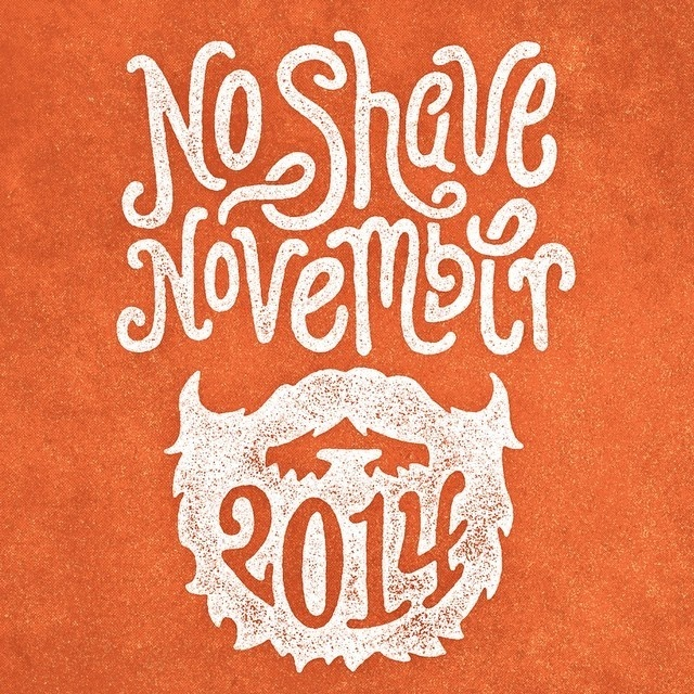 Some type for #noshavenovember