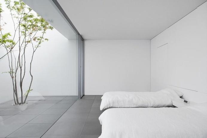 Best Bedrooms Minimalist House Shinichi Ogawa Images On Designspiration