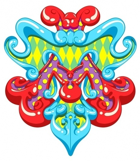 AT MONOGRAMS on the Behance Network #logo #alex #trochut