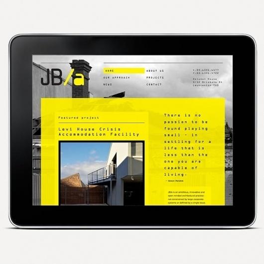 grafik | brand + print + web | graphic design and web development | launceston, tasmania #design #web #modern