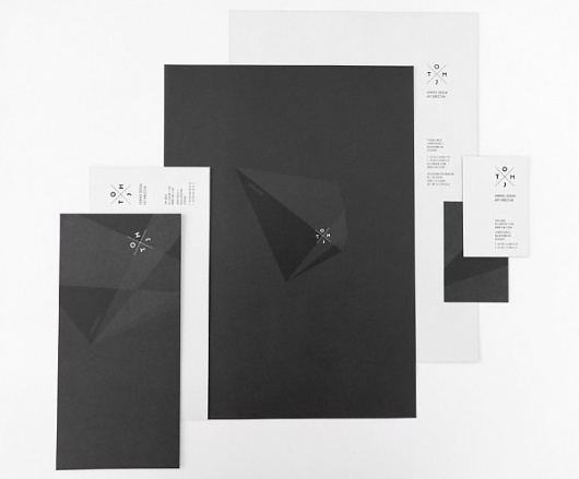 Eight Hour Day » Blog » The Best Thing I Saw Today • May 11, 2012 #jaegar #branding #design #tom #identity #layout #letterhead