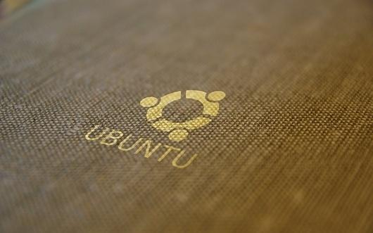 Becoming an Ubuntu User #simple #logo