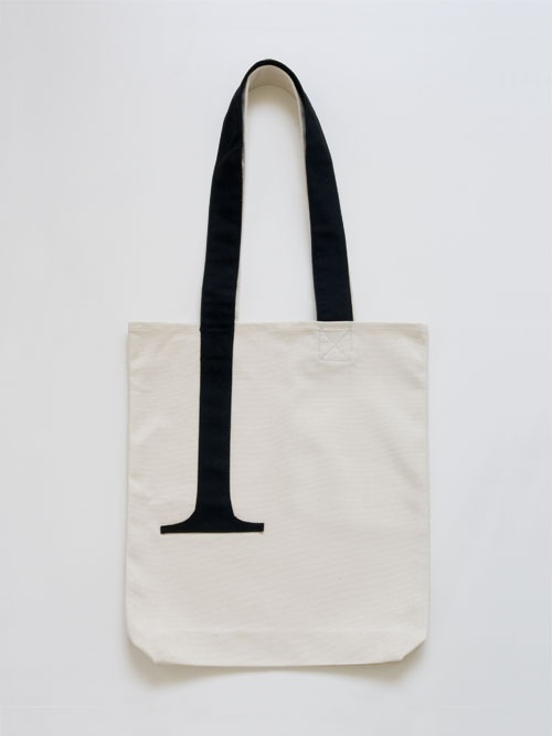Serif tote bag #bag #sheriff #typography